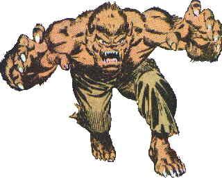 Hombre Lobo de Mike Ploog.